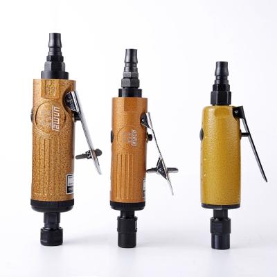 702小型气动打磨机雕刻磨机风磨机带3mm6mm磨头磨光机 4007+10支红火石磨头