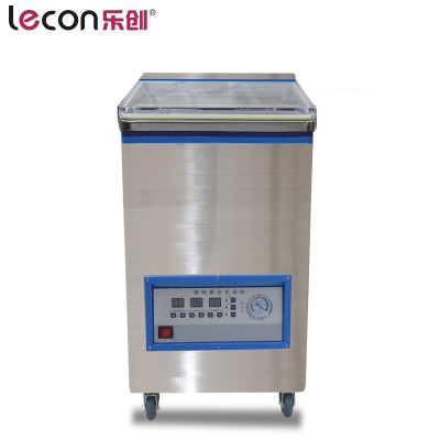 樂創(lecon) HC-360S 雙泵升級版 真空包裝機 商用食品真空機干濕兩用冷面大米磚打包裝袋抽真空機