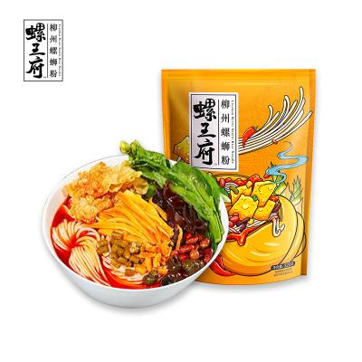 螺王府螺螄粉320g*5袋正宗柳州原味廣西特產酸辣方便面速食粉絲歐雅樂