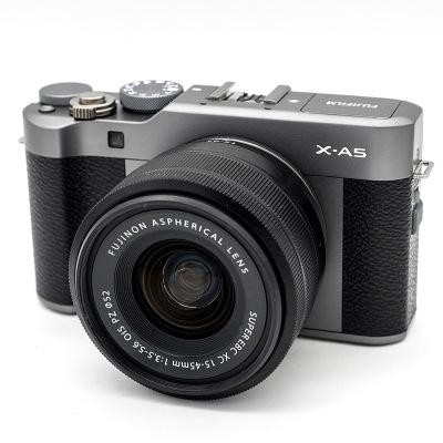 富士(FUJIFILM) 微单相机X-A5(XC15-45MM)深银色