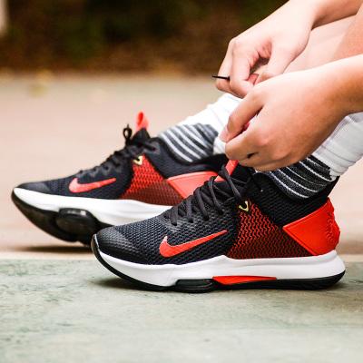 Nike耐克19冬新款男LeBron Witness詹姆斯实战篮球鞋运动鞋CD0188