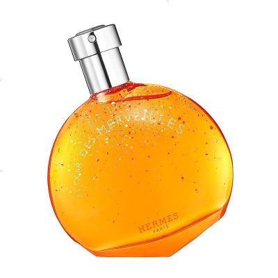 HERMES愛馬仕橘彩星光濃香30ml女士香水EDP香精 琥珀柑橘調