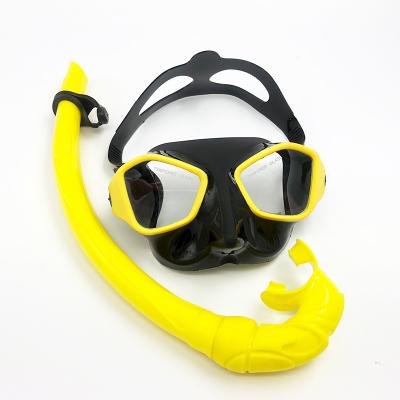 DOVOD浮潜新品蝙蝠侠全硅胶折叠呼吸管+自由潜水面镜M6206+SN163A 送泳镜?。?!