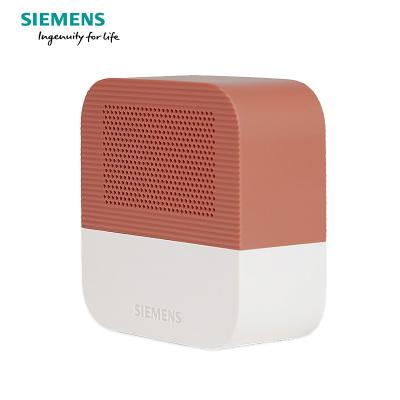 西门子(SIEMENS)西睿系列智能便携式空气检测仪PM2.5检测盒子旭日红