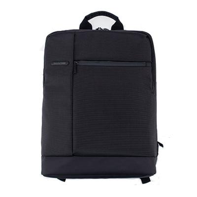 小米(MI)经典商务双肩包 笔记本电脑包15.6英寸 时尚双肩背包 黑色通用
