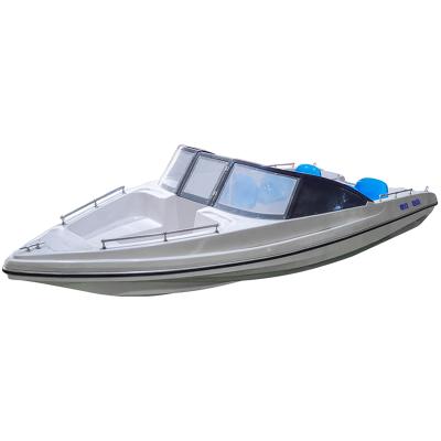 翱毓(aoyu)WH6000型雙層平甲板敞開巡邏艇 游艇快艇巡邏船 釣魚巡邏漁船 抗洪救災指揮船 裸船不含外機