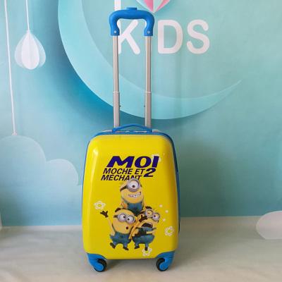 小豬佩奇兒童行李箱女可愛寶寶小孩拉桿箱男小型旅行箱16寸18寸