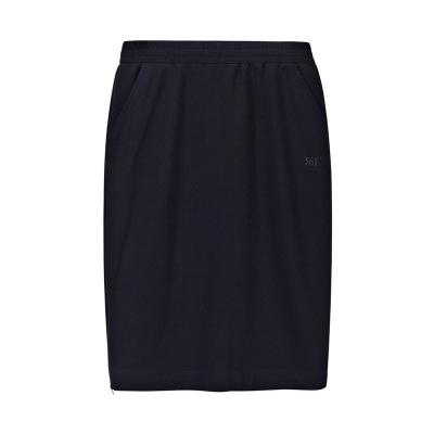 361°女裝春夏新款舒適透氣休閑百搭戶外運動半身裙女針織短裙