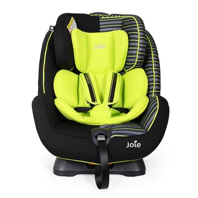 巧兒宜(JOIE) 英國兒童嬰兒安全座椅0-7歲雙向安裝可躺汽車用嬰兒座椅 C0925 適特捷 條紋綠