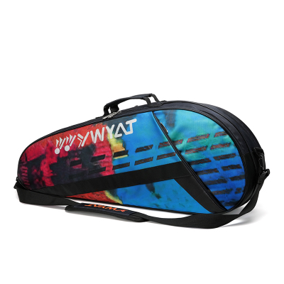 羽毛球包YWYAT系列六支装单肩多功能羽毛球网球运动包