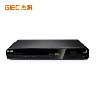 【官方自營】杰科(GIEC)BDP-G2805藍光播放器 藍光DVD播放機evd影碟機高清家用VCD 光盤U盤硬盤播放器