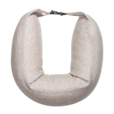 小米生态链企业8H天然乳胶颗粒U型枕办公休闲午睡枕汽车飞机头枕多功能护颈枕U1