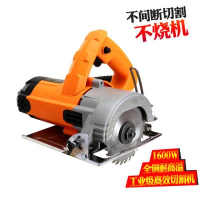 切割機家用多功能木材石材瓷磚切割機鋼材手動古達推刀地磚電動工具 全銅普通款+木鋸片