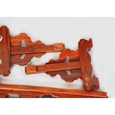 屏风字画红木像框花梨木台屏 装饰 插屏促销摆件镜框装裱木质镜架