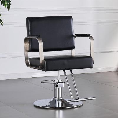 藝可恩椅子剪發椅美發店椅子不銹鋼美發椅升降椅