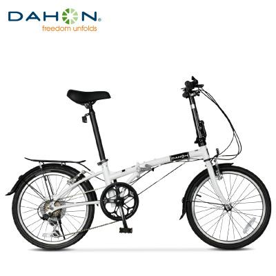 大行自行車DAHON HAT060折疊自行車20寸超輕變速成人學生男女式折疊單車