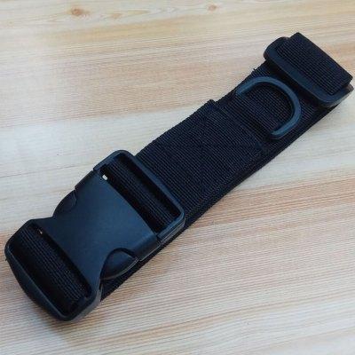 户外运动腰带 登山尼龙塑料扣插扣战术腰带皮带裤带便捷军迷腰带