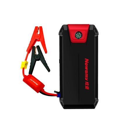 【蘇寧自營】紐曼(Newsmy) 車載應急啟動電源 W16 車載電瓶多功能啟動寶 手機筆記本移動電源 應急照明打火器