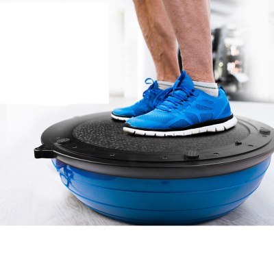 波速球瑜伽平衡球半球半圓平衡球健身球古達瑜珈普拉提球瑜伽器材bo球