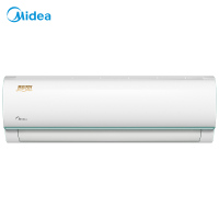 美的1.5匹 静音纤薄 冷暖 挂壁式 3级能效 智能家用挂机空调KFR-35GW/WDBD3@