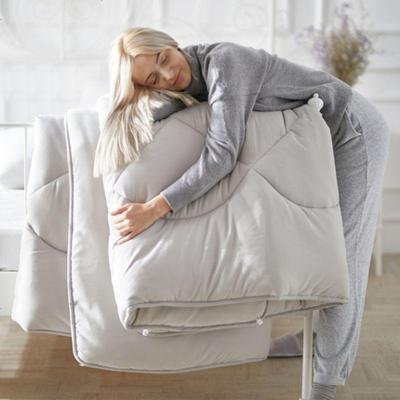 加厚保暖棉被子春秋被冬被芯學生宿舍單人空調被褥四季通用 180x220cm(4斤)春秋被 浪漫之