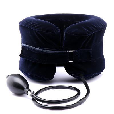 魚躍yuwell頸椎牽引器 C型 家用充氣式頸部頸椎牽引器按摩器 頸椎疼痛緩解拉伸牽引 YUWELL 頸椎牽引器(器械)