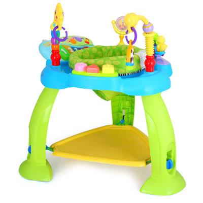 汇乐玩具(HUILE TOYS)多功能跳跳蹦 696 跳椅婴儿安全坐椅/健身架电子琴 半岁6-12个月/颜色随机