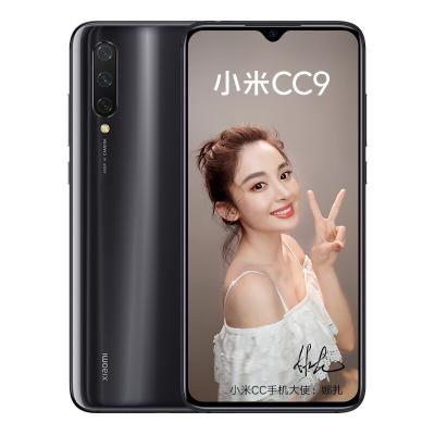 【苏宁二手9新】小米CC9 6G+128G 深空灰 索尼4800万超清三摄 多功能NFC 暗夜王子 二手手机