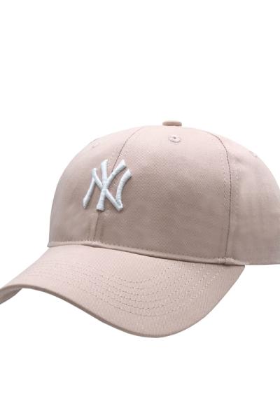 MLB洋基隊NY棒球帽標男女通用遮陽帽鴨舌帽可調節帽子