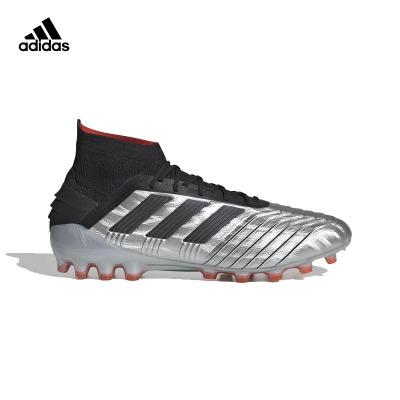 Adidas阿迪达斯2019新款PREDATOR 19.1 AG钉短钉人草足球鞋男EF8981