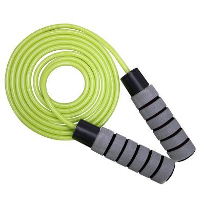 专业负重跳绳 成人 体能力量训练 加粗加重轴承绳 PU,PVC,橡胶 2-3m
