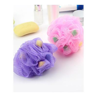 權夫人洗澡沐浴球成號浴花搓澡搓背嬰兒兒童浴擦起泡澡花洗浴用品