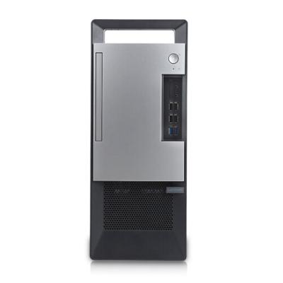 联想(Lenovo)扬天T4900v商用台式电脑+21.5英寸屏(八代i5-8500 8G 1T 刻录 2G独显)