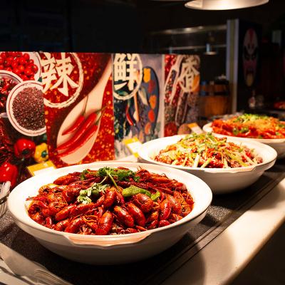 南京玄武諾富特酒店 品坊單人自助晚餐券