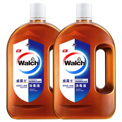 威露士消毒液1.2L*2瓶