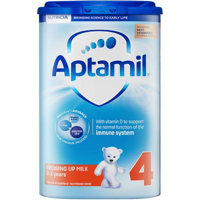 【親源配方】Aptamil 英國愛他美 海外嬰幼兒配方奶粉 4段 (2-3歲)800g/罐 原裝進口