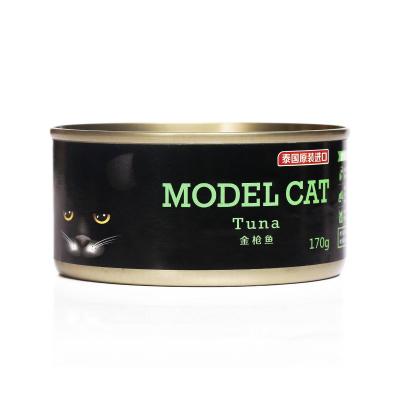 麦富迪猫罐头麦富迪猫咪主食罐170g金枪鱼幼猫零食营养增肥湿粮