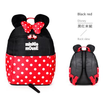 迪士尼幼兒園書包 2019春夏新款兒童小書包時尚米奇米妮雙肩背包