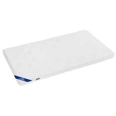 瓦德拉(valdera)嬰兒床床墊天然椰棕兒童床床墊幼兒園棕墊寶寶床墊乳膠椰棕床墊夏