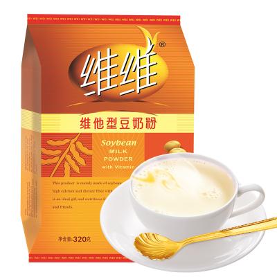 维维 豆奶粉 营养早餐 速溶即食冲饮豆奶粉320g/袋