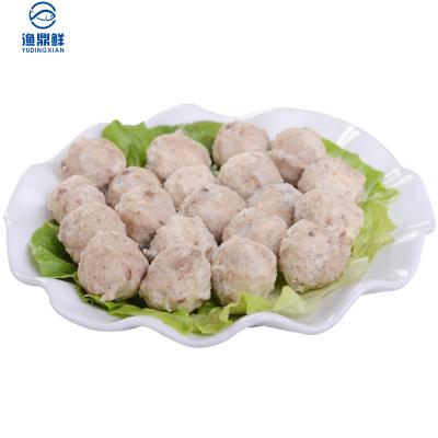 【第二份半价】渔鼎鲜冷冻香菇贡丸500g关东煮火锅丸子混合丸子豆捞海底捞