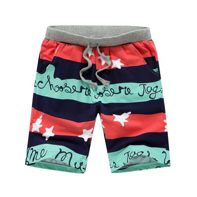 男童短裤夏季速干裤儿童休闲沙滩裤中大童夏装薄款运动裤五分夏裤