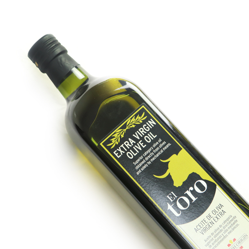 滔利ELTORO特级初榨橄榄油食用油西班牙原瓶进口500mL+1L