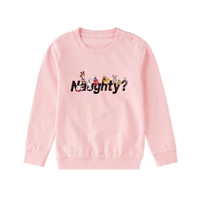 【爱宠大机密IP款】小猪班纳童装中性幼长袖T恤2019秋季儿童T恤男童女童T恤