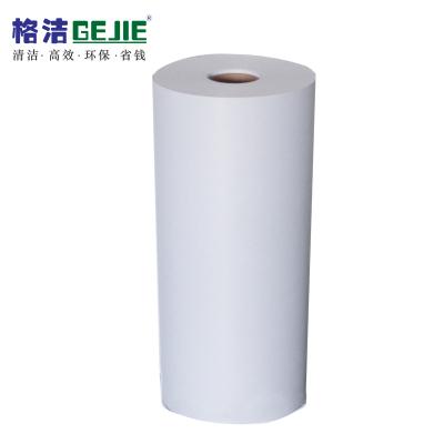 格洁 G40040 过滤纸 宽40cm×长100m/卷 过滤布 磨床加工 钢铁轧机 铜铝加工 轴承加工油液过滤
