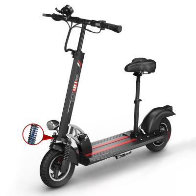 風感覺(Flyfeel) l電動滑板車36V/48V鋰電池成人折疊兩輪代步車迷你城市電動車電瓶車