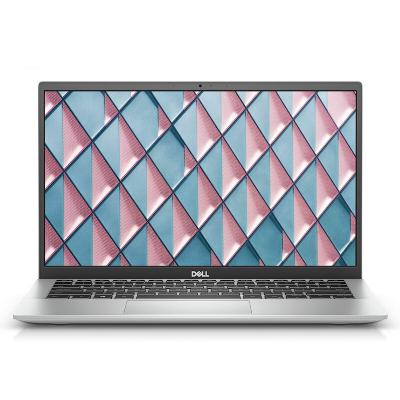 戴爾(DELL)新款2020 靈越5300 Urban 13.3英寸全高清輕薄全面屏辦公筆記本電腦十代i3-10110U 8G 256GB固態 銀色 標配