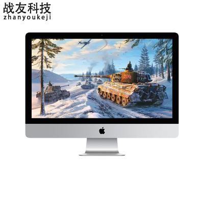【二手9成新】AppleIMac苹果一体机电脑二手台式一体机办公 11款27寸厚款MC510 i3 4G 240G固态