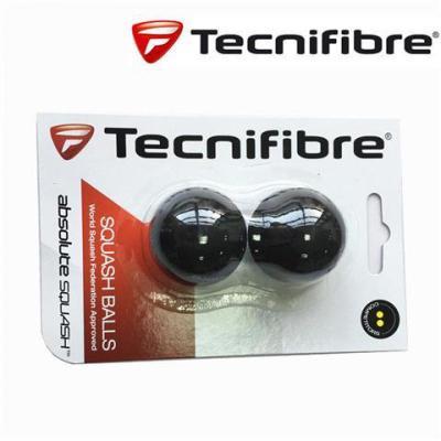 Tecnifibre泰尼飞壁球专业双点壁球竞比赛训练初中级壁球拍用球【定制】