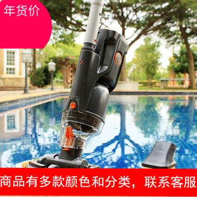 婴儿游泳池吸污机设备景观鱼池浴池手动清洁机水下吸尘器 邮
